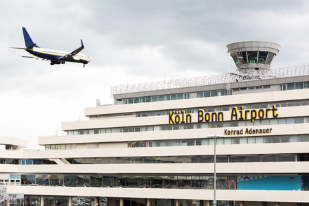 Cologne Bonn Airport in Germany