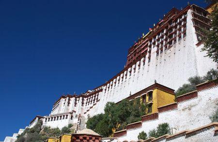 potala: the Potala Palace