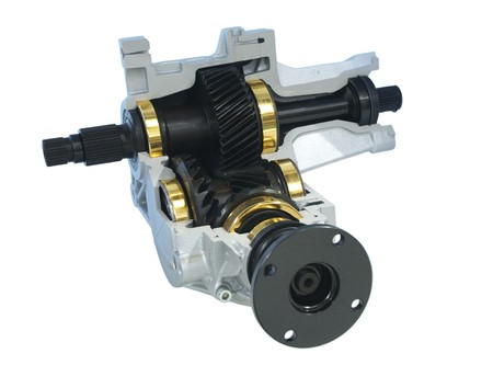 car parts: power take off unit Imagens