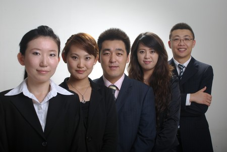 business team Stock Photo - 7802514
