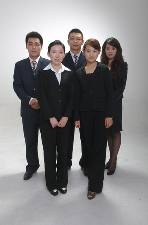 business team photo
