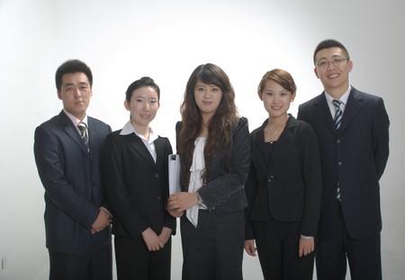 business team Imagens