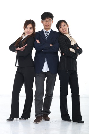 small business team Stock Photo - 8557000