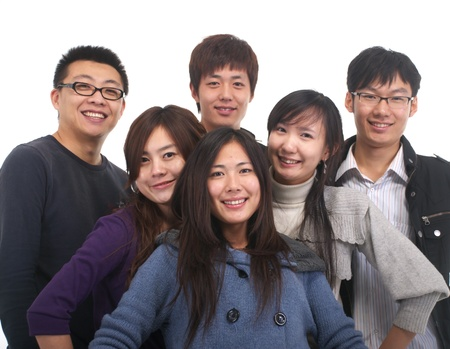 young group