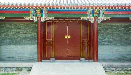 the historical: historical Chinese building