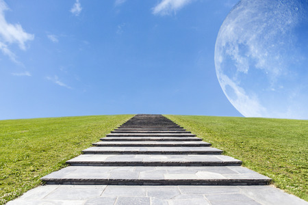 stairway: stairway to the sky