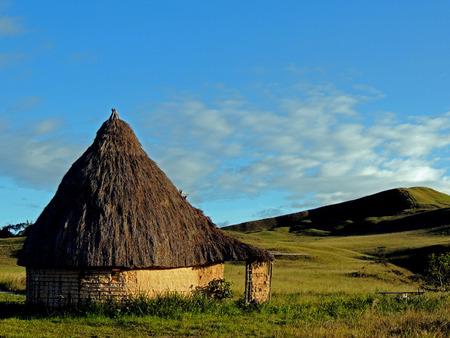 great plains: Churuata, La Gran Sabana, Venezuela Stock Photo