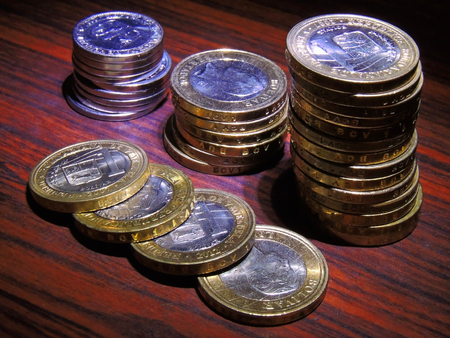 Venezuelan use coins to purchase products or do business.