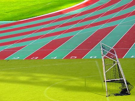 Stadium Where national soccer teams converge and international