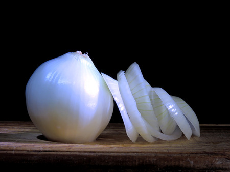 Onion, important condiment in the kitchen Imagens - 96999006