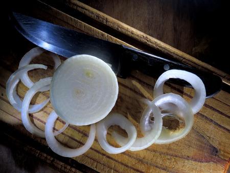 Fresh paprika and onion Imagens - 97011883