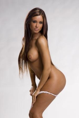 sexy nackte frau: sehr sexy und sch�n nackt oder nackte Frau Lizenzfreie Bilder