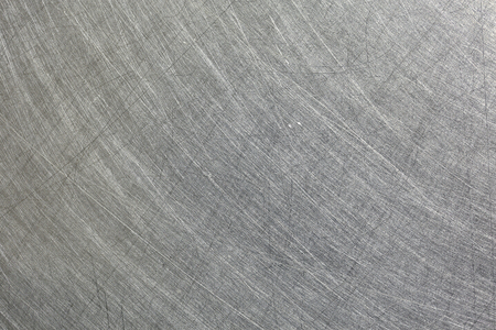 scratches: Background steel plate with deep scratches