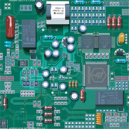 transistor: Circuito