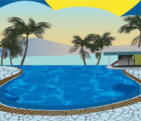 swiming: Pool