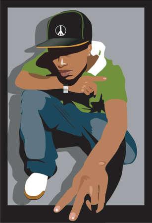 hip hop: Peace