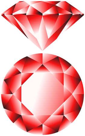 Diamond jewel Pierre icône Banque d'images - 6722112