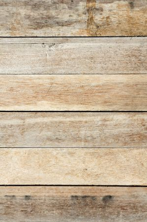 Aged wooden plank background.