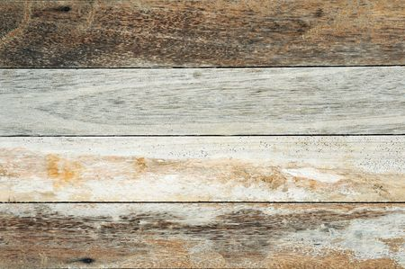 Weathered wooden plank background Stock Photo