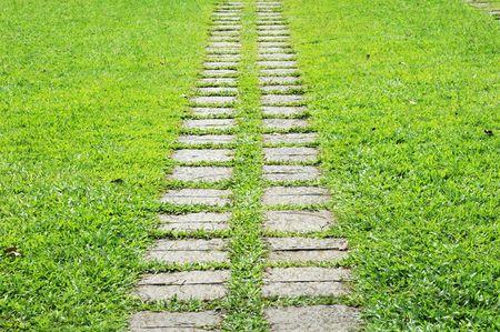 stone path: Stone Path
