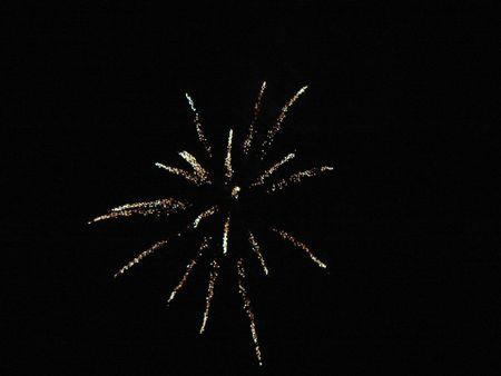 guy fawkes night: firework