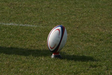 rugby ball photo