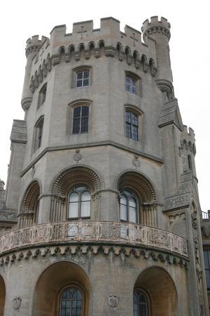 Belvoir Castle England