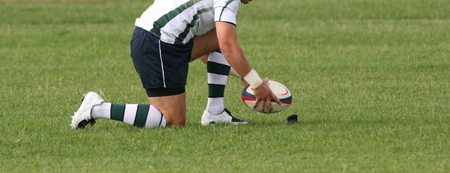 Rugby  Stockfoto