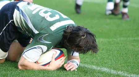 try: rugby try