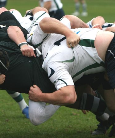 rugby Stock Photo - 2112592