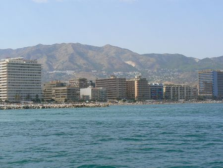 fuengirola Spain Stock Photo