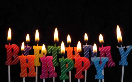 candeline compleanno: birthday candles