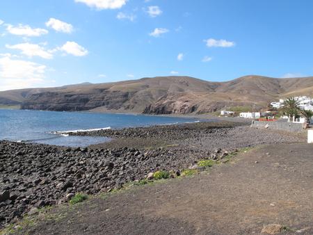 spainish: Playa Quemada Lanzarote