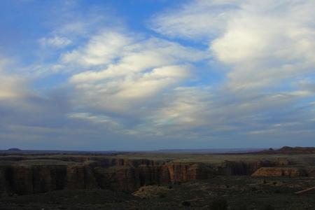Kaibab, Arizona - March 11 2017: Grand Canyon National Park Editorial