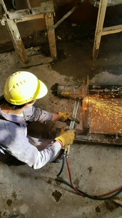 industrial: Construction