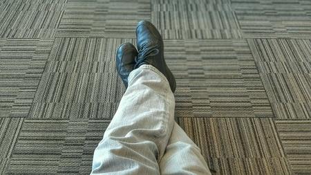pants: Resting