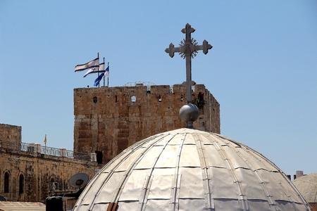 domes: jerusalem domes