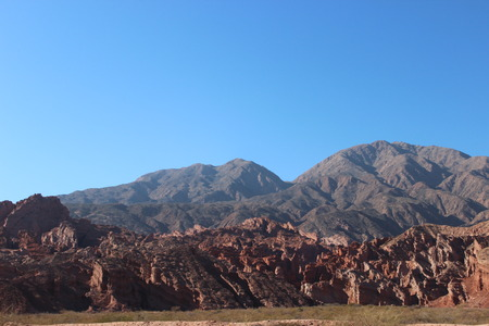 andes: Andes mountains Stock Photo