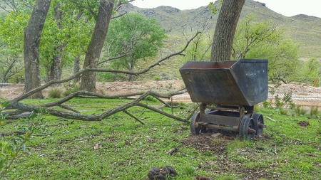 industry: Mining wagon
