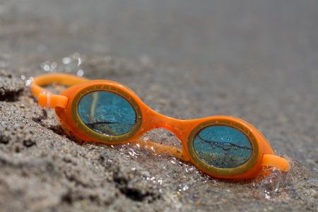 water lens Banco de Imagens
