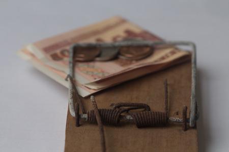 saving money Stock Photo