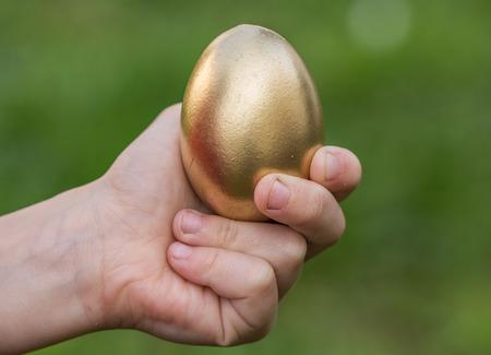 golden: golden egg
