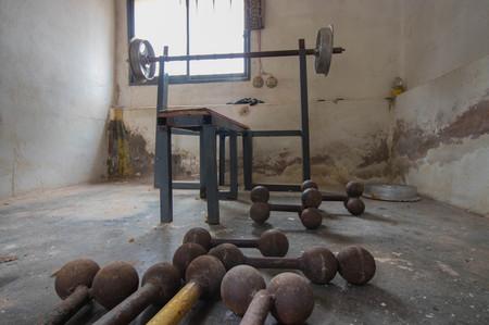 precarious gym