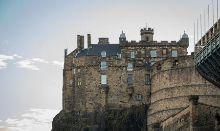 Edinburgh Castle Redactioneel