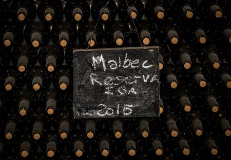 Malbec wine in year