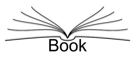 libros abiertos: libro