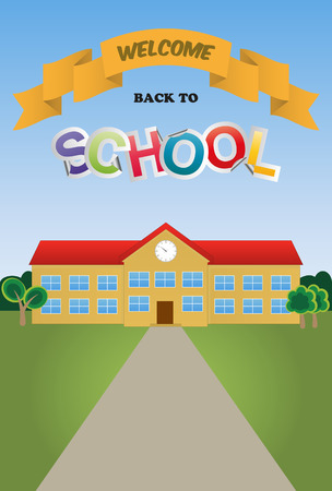 scholastic: welcome back to school with schoolhouse