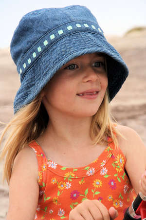 My favourite hat Stock Photo