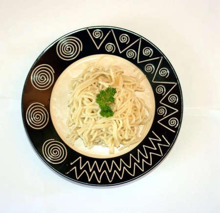 A la pasta