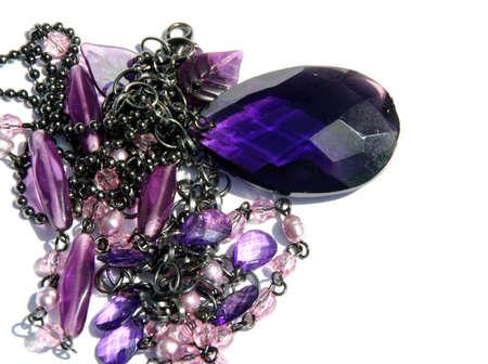 teardrop: Purple teardrop